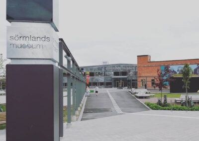 SÖRMLANDS MUSEUM, NYKÖPING